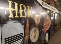 Atvažiuok į HBH autobusu!